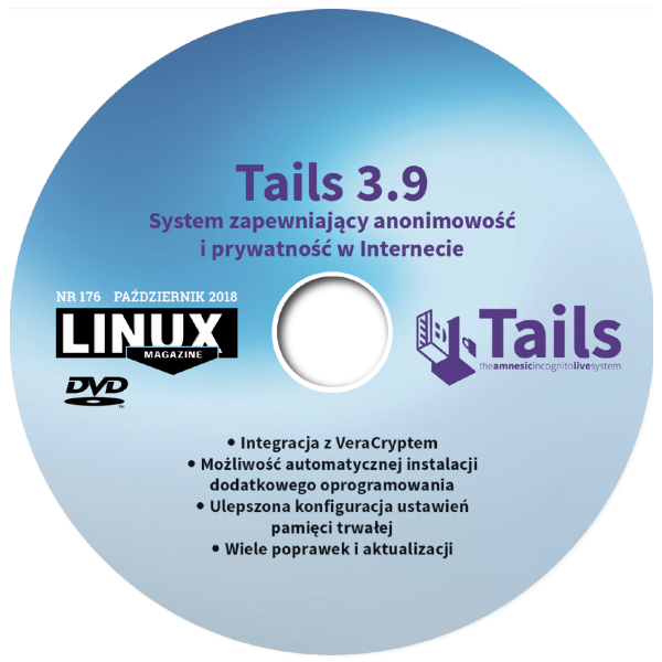 LM 176 DVD: Tails 3.9