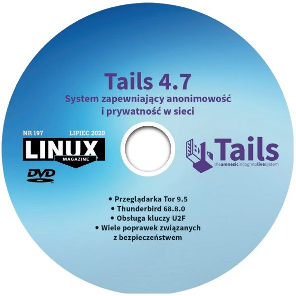 LM 197 DVD: Tails 4.7