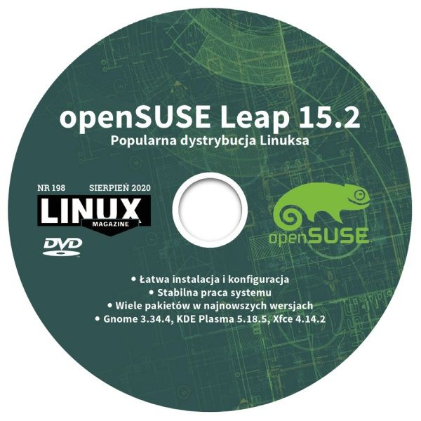 LM 198 DVD: openSUSE Leap 15.2